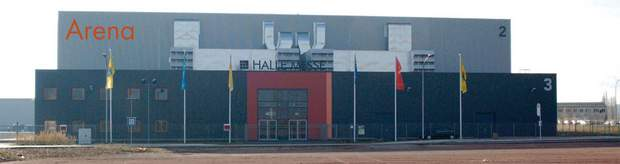 HALLE MESSE Arena
